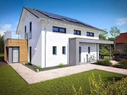 Geräumiges Einfamilienhaus mit KfW-55-Förderung