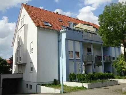 Moderne 2 Zimmerwohnung mit Terrasse und Tiefgaragenstellplatz (nicht WG-geeignet!)