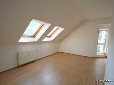 Singledomizil im Dachgeschoss