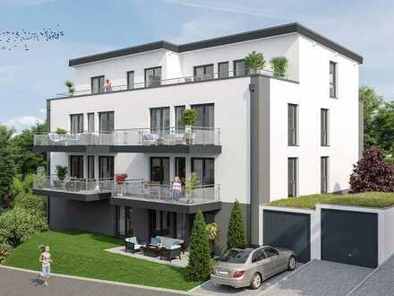 Familienfreundliche 4-Zimmer-Wohnung mit Terrasse in grüner Oase ++Schlüsselfertig++