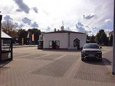 Schnellimbiss / Restaurant mit Kücheneinrichtung direkt am NORMA Markt