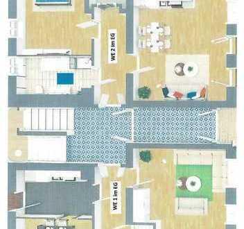 Hochwertig Wohnen im Erstbezug- barrierefrei-Balkon, Fußbodenheizung, Lift im Flur