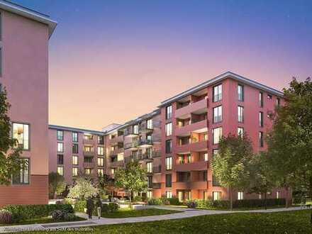 ***Provisionsfrei*** Top-2-Zimmer-Wohnung mit sonniger West-Loggia und idealer Raumaufteilung