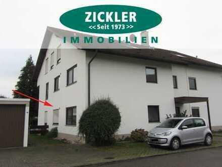 Schöne 3-Zimmer-Erdgeschoss Wohnung mit Garten in Pliezhausen-Gniebel