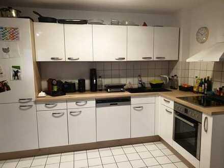 2-Zimmer-Wohnung mit Balkon und EBK in Neckartenzlingen
