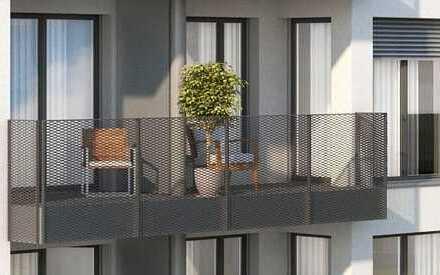 AstoriaCarré Walldorf - Der sonnige Balkon ruft zum Entspannen!