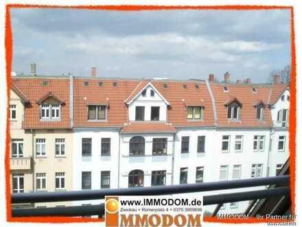 HELLE 2-Zi. Maisonetten-Wohnung im DG für Individualisten mit GARAGE zu vermieten!
