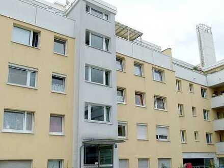 Vermietetes 1-Zimmer-Apartment mit großer Ostloggia in guter Lage von München-Untersendling