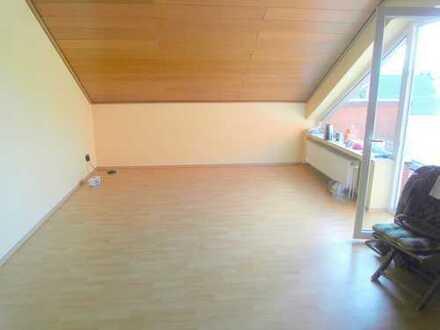 Zentrale 3 ZKBB Dachgeschosswohnung in Ibbenbüren zu vermieten