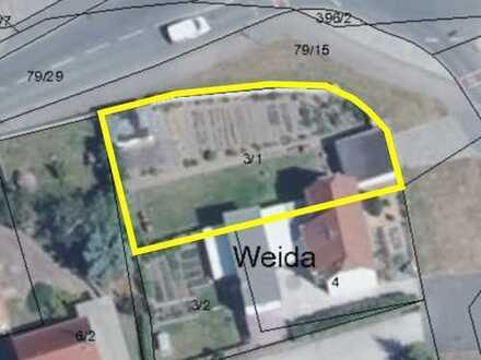 Preiswertes Baugrundstück in Riesa-Weida