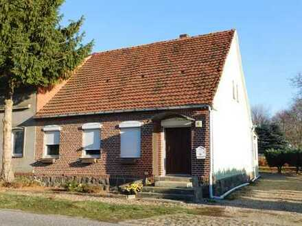Beschauliches Einfamilienhaus in ruhiger Dorflage