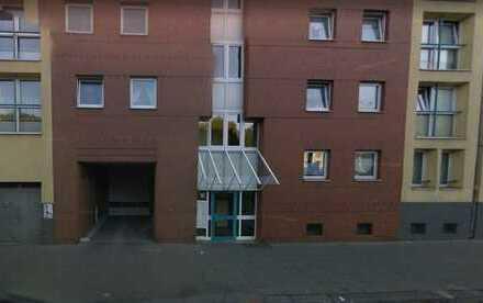 Helle, ruhige 45qm, 1,5-Zimmerwohnung in Hannover Mitte mit Balkon