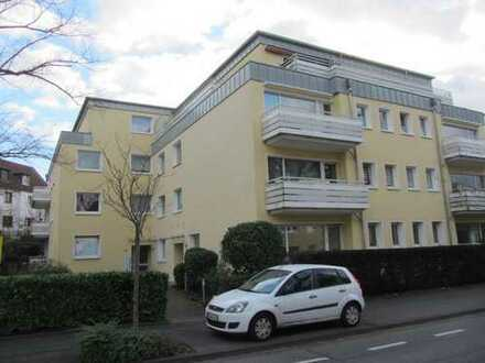 Frisch renoviertes 1-Zi.-Appartement in absolut zentraler u. gefragter Wohnlage von Bad Honnef