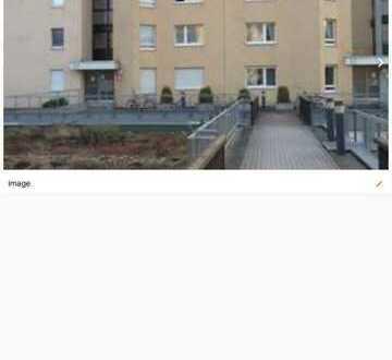 Modernisierte 2-Raum-Wohnung mit Balkon in Mainz