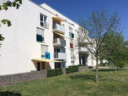 1-Zimmer-Wohnung mit Singleküche barrierefrei in Seniorenresidenz