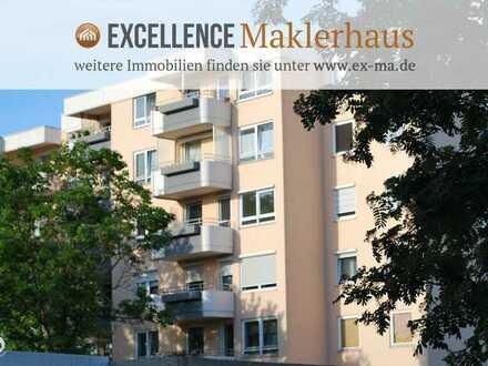 wunderbare Kapitalanlage - 3-Zimmer-Wohnung mit Balkon und Stellplatz