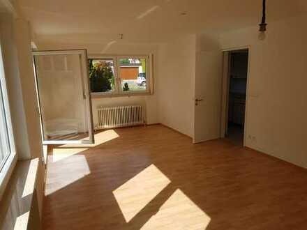 1-Zimmer-Wohnung mit Terrasse zur Miete in Abstatt