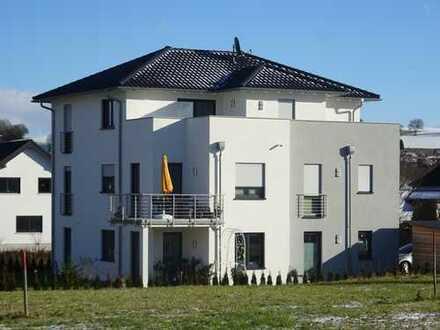 Neuwertige Penthouse-Wohnung mit drei Zimmern sowie Balkon und EBK in Meckesheim