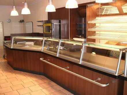 Stilvoll eingerichteter Bäckerladen in guter Lage zu vermieten!