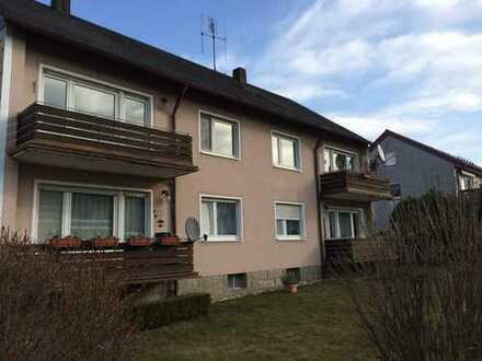 Schöne helle 2 Zimmer-Wohnung in Tirschenreuth