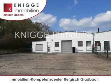 +++ Attraktive Gewerbehalle in zentraler Bestlage von Bergisch Gladbach +++
