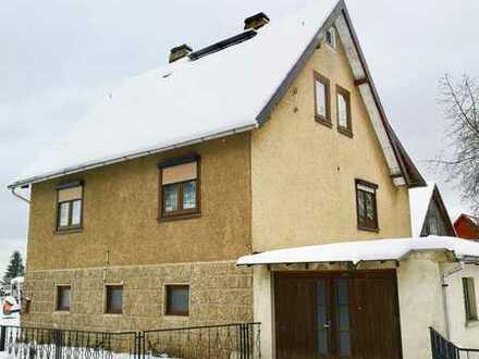 Einfamilienhaus mit großem Grundstück günstig zu vermieten