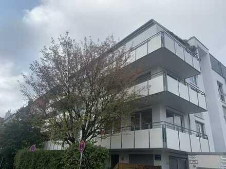 Ein Volltreffer für Sie - vermietete 2-Zi-Whg., gr. Balkon, EBK, top Wohnanlage Nähe Harras