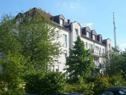 3-Raum Wohnung mit 2 Balkonen in ruhiger Lage