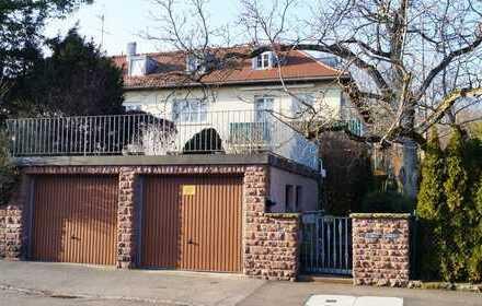 Ein wunderschönes Haus in Bestlage am Killesberg!