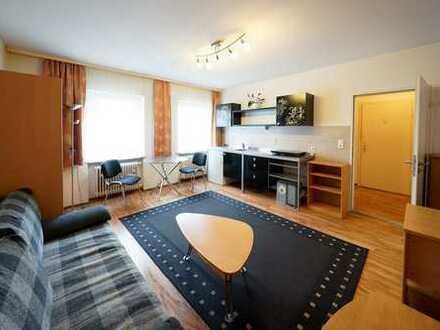 Schöne, vollständig renovierte 1-Zimmer-Wohnung zur Miete in Gersthofen