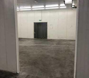 Lagerhalle mit zwei Kühlräumen und Wohnhaus mit Büro / Glasfaser mit 1GB Verbindung