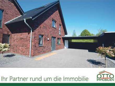 Exklusive Neubau-Doppelhaushälfte!