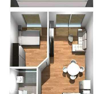Smart - Obergeschoss mit Balkon