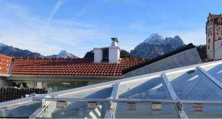 Über den Dächern von Füssen - N e u b a u