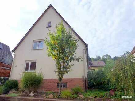 Einfamilienhaus in zentraler Lage von Annweiler am Trifels, Sofortbezug