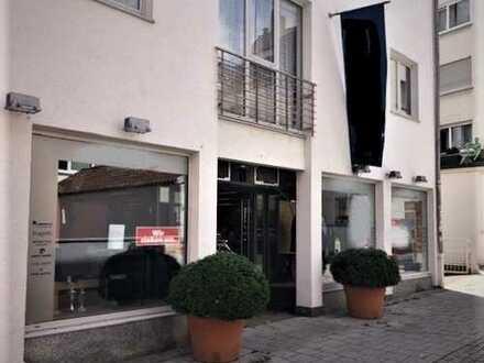 Geschäftsräume (EG) in zentraler Lage in Ulm zu vermieten