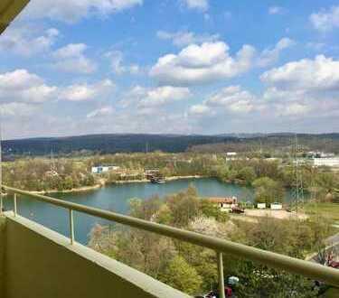 Sanierte 2-Zi.-Wohnung mit EBK und Balkon