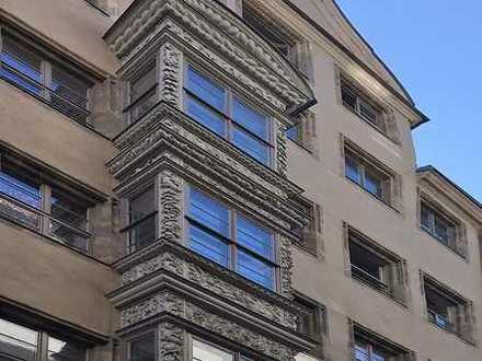 1 A Lage! Repräsentative Ladeneinheit in Leipzigs Innenstadt! Im historischen Gebäude!