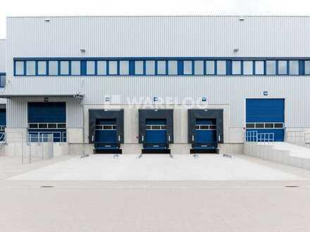 ** NEUBAU ** Produktions-/Lager-/Logistikflächen direkt an der A8 zu vermieten!