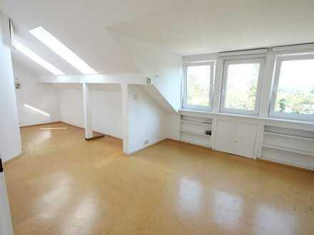 Singlewohnung in ruhiger und grüner Lage im DG in Mühltal Traisa