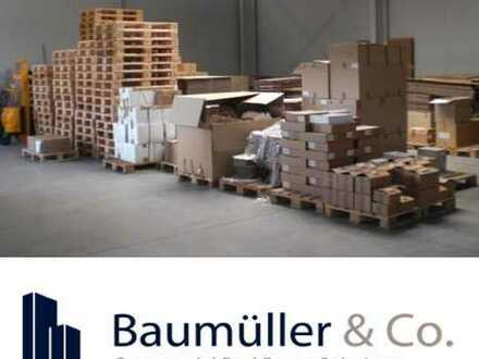 5.000 m² Halle - TOP Anbindung - A5