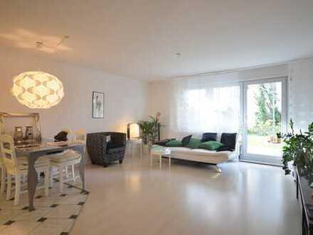 Ideale Kapitalanlage für SIE!  Schicke 2 Zimmer Wohnung mit Terrasse und Garten in Gerlingen