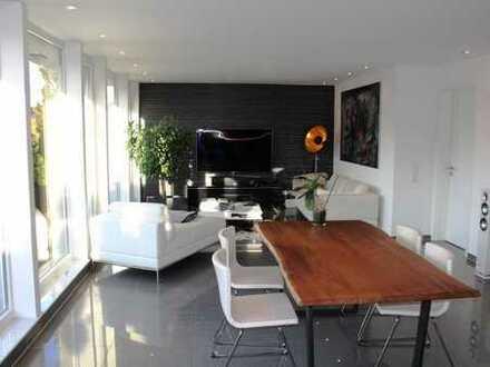 Barrierefreies 90 qm großes Luxus-Penthouse mit Loftcharakter!