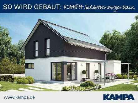 Herrlicher Bauplatz mit phantastischem Ausblick für Ihr modernes Wohnjuwel