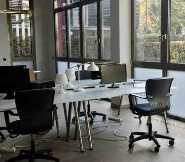 "Flexibler Co-Working Space in innovativem ""IoT Lab Cologne"" in Altstadt-Süd!"