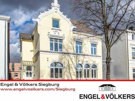 Engel & Völkers: Wohnen in der Villa Eulenburg !