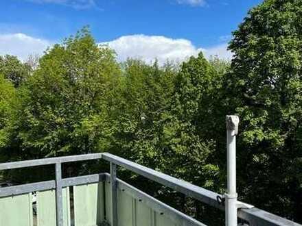Hier lässt es sich wohnen! 3-Zimmer-Wohnung mit Balkon