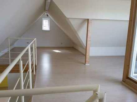 Schöne 3-Raum-Wohnung mit Dachterasse in Kölleda