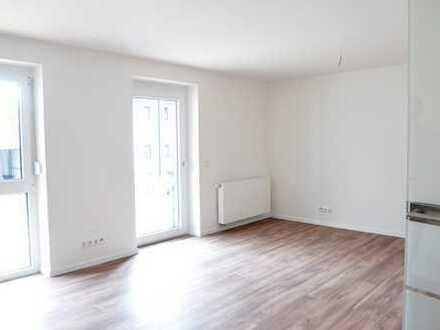 Hochwertige 3-Zi.-Wohnung mit Balkon, ruhige und zentrale Lage in Weißenhorn, Kreis Neu-Ulm