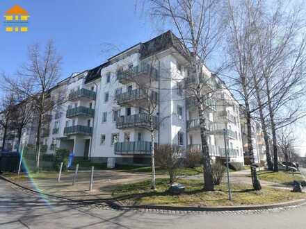 Tolle Singlewohnung mit Balkon und Einbauküche im schönen Schloßchemnitz!
